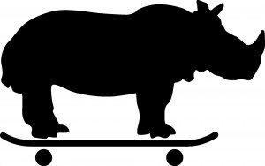 rhino B
